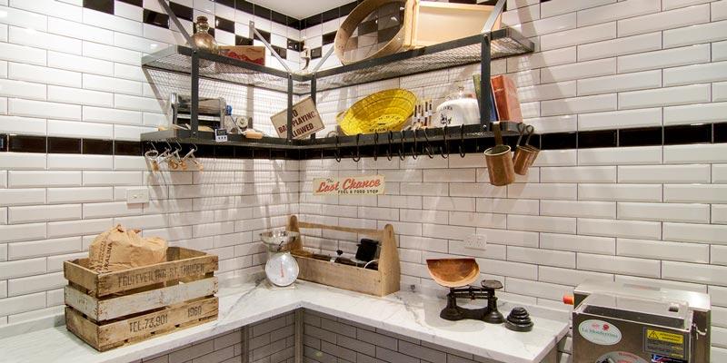 Interior Design for Mordeo Pasta Bar in Sydney CBD