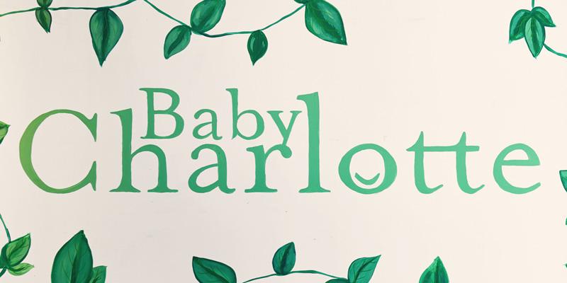 Interior Design for Baby Charlotte in Mosman