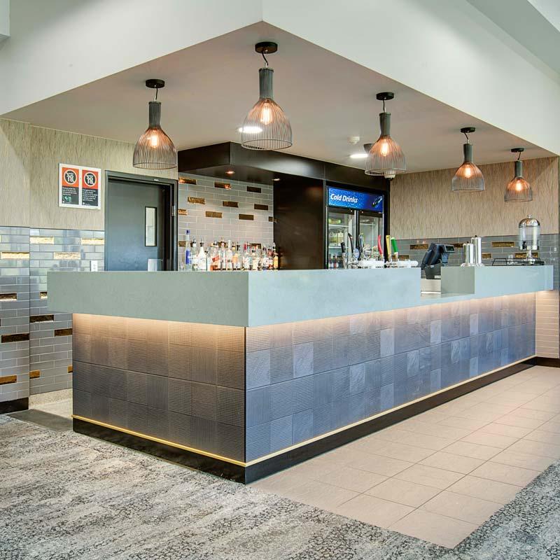 Interior Design for Carnarvon Golf Club in Lidcombe