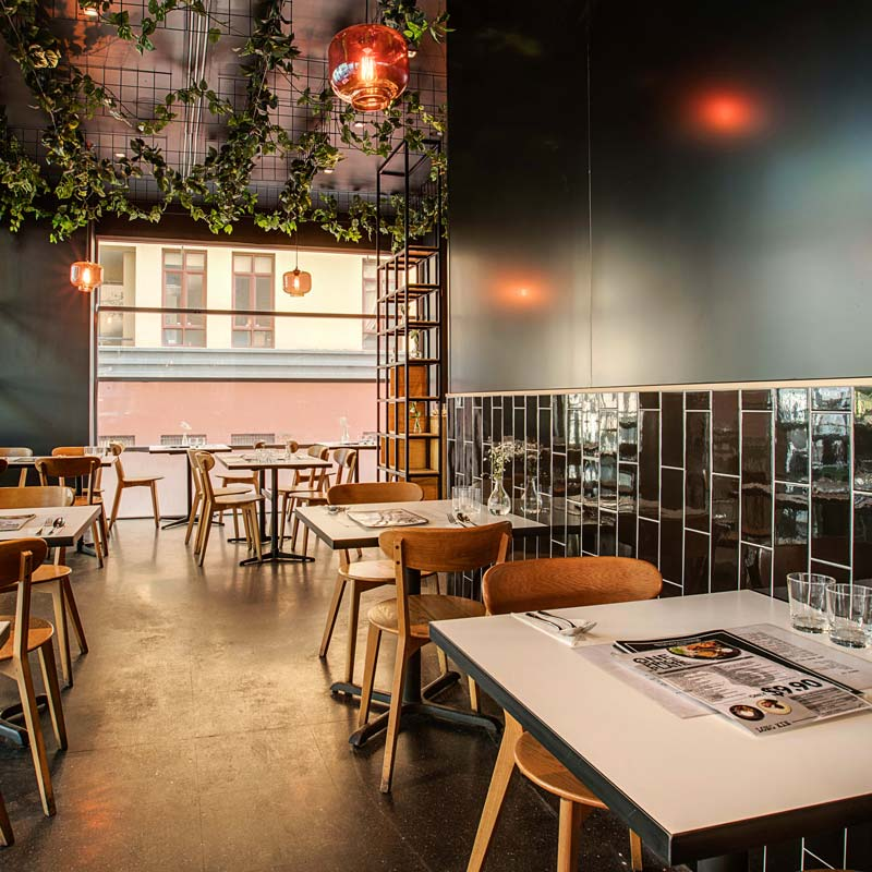Interior Design for Long Kin in Pyrmont