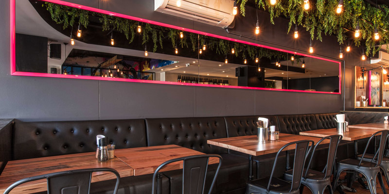 Interior Design for Sea Salt Society in Manly