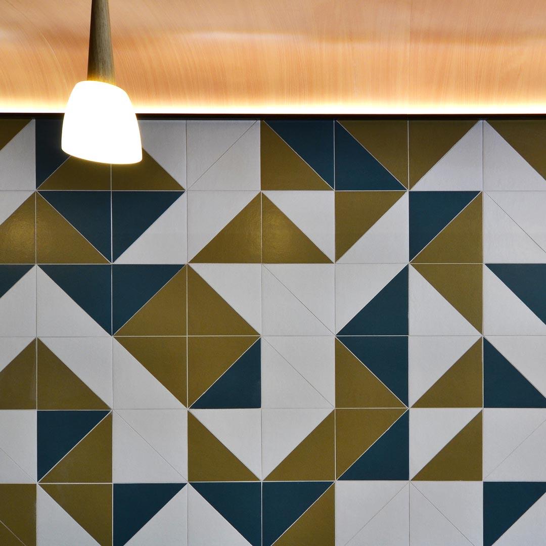 Interior Design for B5 Cafe in Narraweena