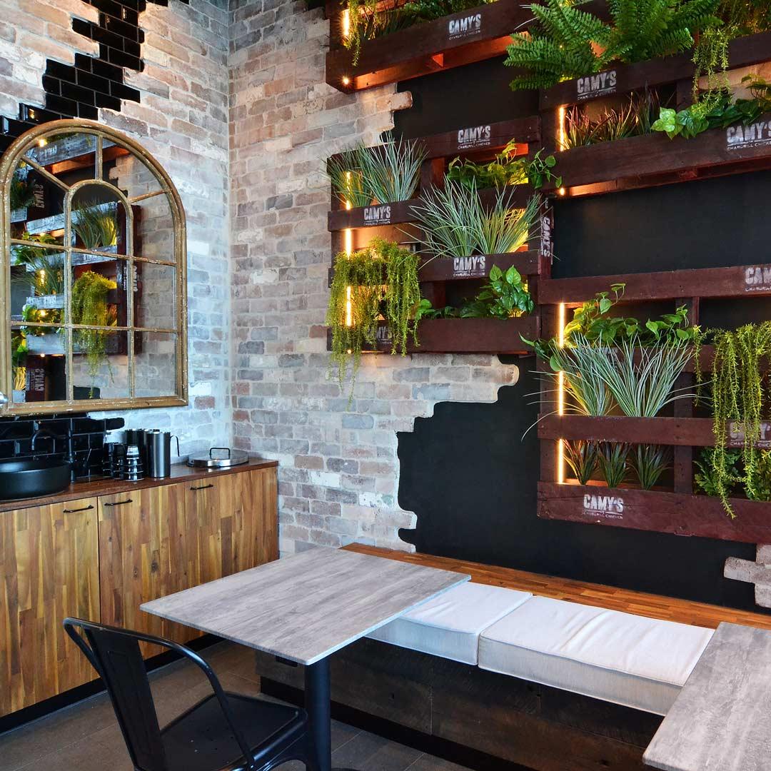 Interior Design for Camys in Greensquare