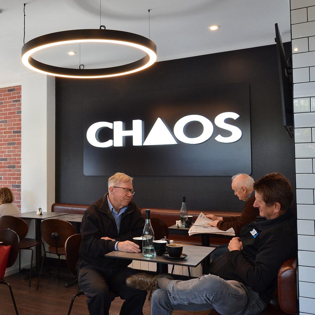 Interior Design for Chaos in Mosman