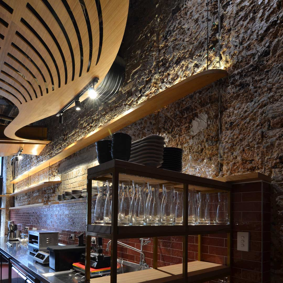 Interior Design for Cornhill in Sydney CBD