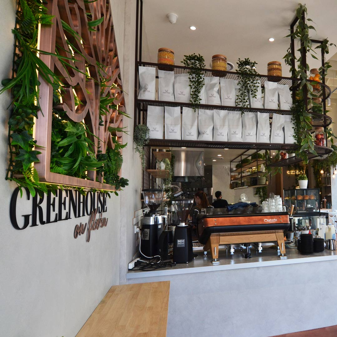 Interior Design for Greenhouse On Flora in Sutherland