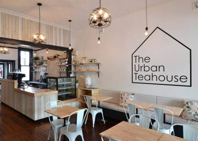 The Urban Teahouse